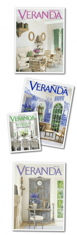 The Best Veranda Magazines 5