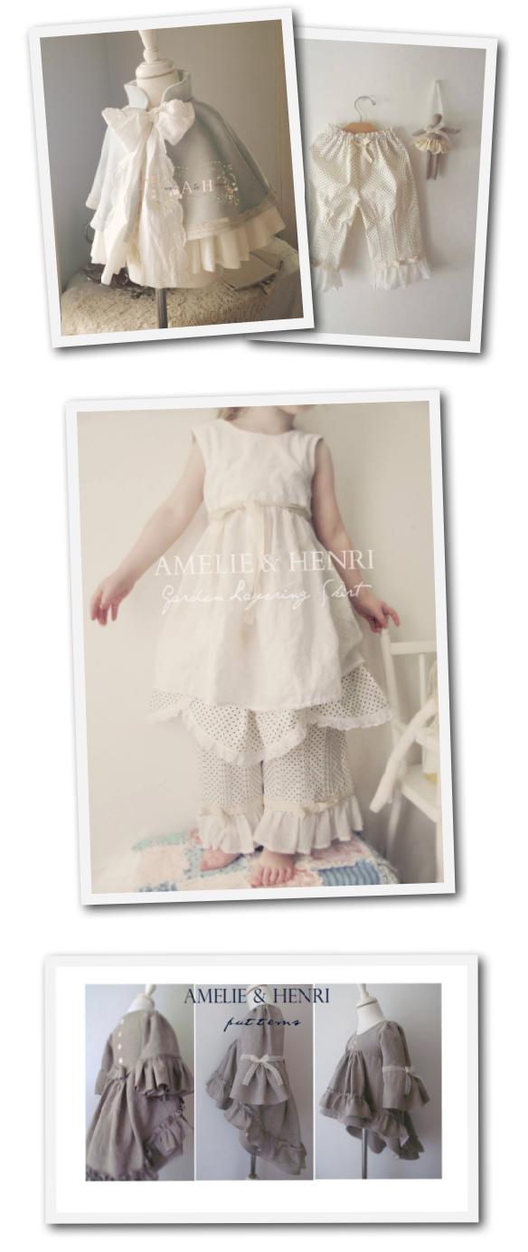 Amelie And Henri Company