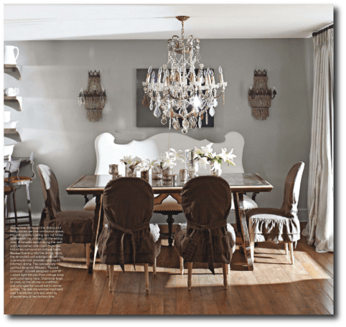 Interior designer Paige Schnell Traditional Home September 2013 Photography by Colleen Duffley